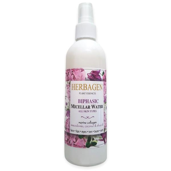 Apa Micelara Bifazica Herbagen, 150ml imagine produs