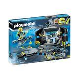 Playmobil Top Agents - Centrul De Comanda - Dr. Drone