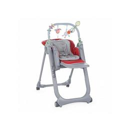 Scaun de masa Polly Magic Relax, Red, Chicco