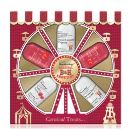 Set Cadou Baylis & Harding Beauticology Carnival Big Wheel Set 5 x 100ml - Gel de Dus x 2, Crema de Dus, Lotiune de Corp, Crema de Maini