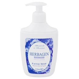 Sapun Facial cu Extract de Albastrele Herbagen, 350ml