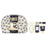 Set Cadou Baylis & Harding Royale Bouquet Floral Bag Set - Lotiune de Corp 50ml, Crema de Maini 50ml, Crema de Baie 100ml