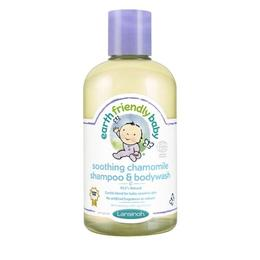 Sampon gel de dus cu musetel - Earth Friendly Baby 250 ml