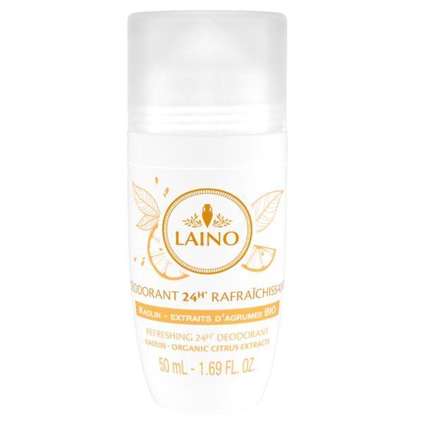 Deodorant roll-on 24h cu citrice 50 ml Laino imagine produs