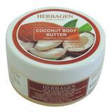 Unt de Cocos pentru Corp Herbagen, 150ml