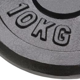 Discuri haltere, set 2x10 kg fonta - Voda XL