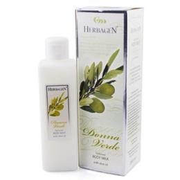 Lapte de Corp Parfumat cu Ulei de Masline Donna Verde Herbagen, 200ml