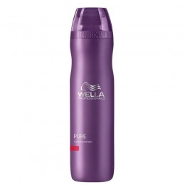 Sampon pentru Curatare Intensa - Wella Professionals Pure Purifying Shampoo 250 ml