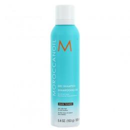 Sampon Uscat pentru Nuante Inchise - Moroccanoil Dry Shampoo for Dark Tones, 205ml