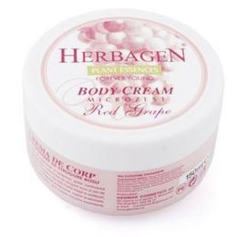 Crema de Corp cu Micronizat de Strugure Rosu Herbagen, 150ml
