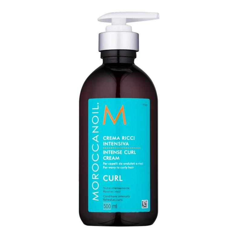 Crema pentru Bucle - Moroccanoil Intense Curl Cream, 500ml imagine produs