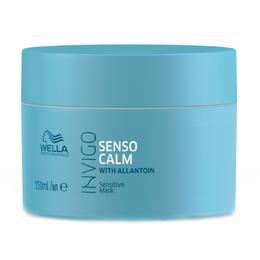 Masca pentru Scalp Sensibil - Wella Professionals Invigo Senso Calm Sensitive Mask, 150ml