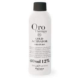 Oxidant Fanola – Oro Therapy 40 vol, 12%, 150ml de la esteto.ro