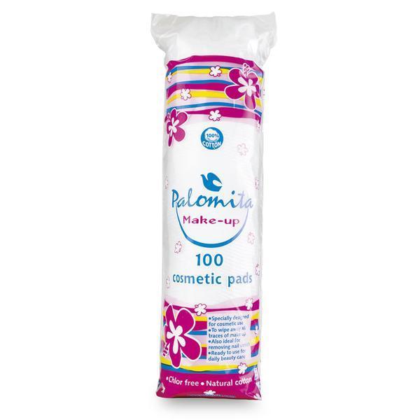 Dischete demachiante 100 buc - Palomita imagine produs