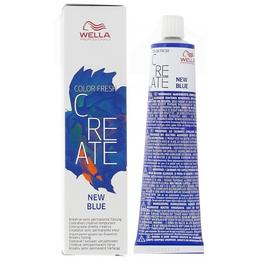 Vopsea Semipermanenta - Wella Professionals Color Fresh Create, New Blue, 60 ml