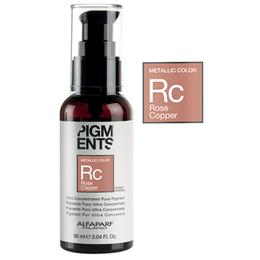 Pigment Concentrat Roz Aramiu Metalic - Alfaparf Milano Ultra Concentrated Pure Pigment Metallic Color ROSE COPPER 90 ml