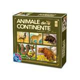 Animale din continente: Editie de lux