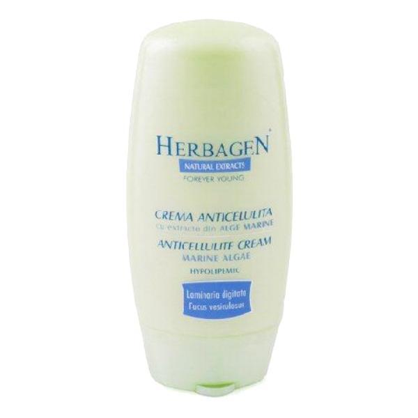Crema pentru Celulita cu Extracte din Alge Marine Herbagen, 140g imagine produs