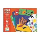 Edu Stick, Couleurs. Stickere educative culori