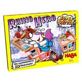 Rhino Hero - Super Battle. Eroul Rhino