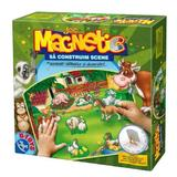 Joc Magnetic - Animale salbatice si domestice