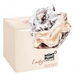 Apa de Parfum Mont Blanc Lady Emblem, Femei, 75ml