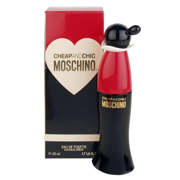 Apa de Toaleta Moschino Cheap And Chic, Femei, 50ml