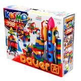Set constructie - Kosmo blocks - Statia Spatiala 398 piese