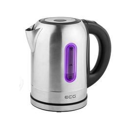 Cana electrica fierbator ECG RK 1785 Color, 2200 W, 1.7 L, iluminare colora