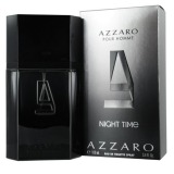 Apa de Toaleta Azzaro Pour Homme Night Time, Barbati, 100ml