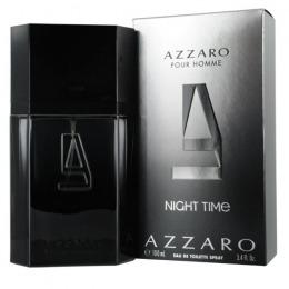 Apa de Toaleta Azzaro Pour Homme Night Time, Barbati, 100ml de la esteto.ro