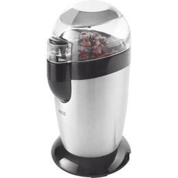 Rasnita de cafea ECG KM 120, 120W, 50 g, culoare argintiu/negru
