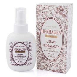 Crema Hidratanta cu Ulei Abisinian si Unt de Shea Herbagen, 100g