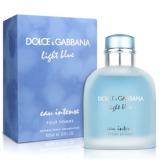 Apa de Parfum Dolce & Gabbana Light Blue Eau Intense Pour Homme, Barbati, 100ml