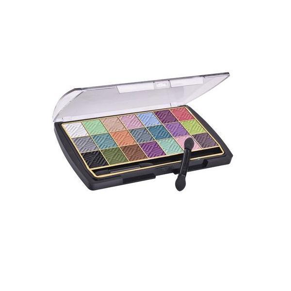 Fard de pleoape 21 culori mate Dynamik 21g - Alfar imagine produs
