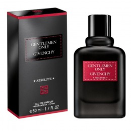 Apa de Parfum Givenchy Gentlemen Only Absolute, Barbati, 50ml