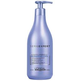 Sampon pentru Par Blond Rece - L'Oreal Professionnel Blondifier Cool Shampoo, 500ml