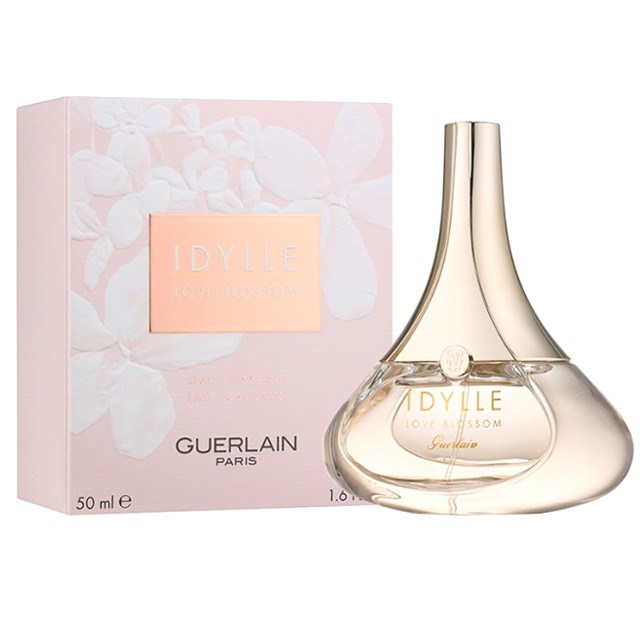 Apa de Toaleta Guerlain Idylle Love Blossom, Femei, 50ml imagine produs