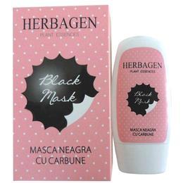 Masca Neagra cu Carbune Herbagen, 50g