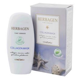 Masca cu Colagen Marin si Spirulina Herbagen, 50g