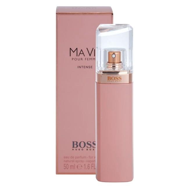 Apa de Parfum Hugo Boss Boss Ma Vie Pour Femme Intense, Femei, 50ml imagine produs