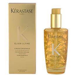 Ser pentru Stralucire - Kerastase Elixir Ultime L'Huile Originale Versatile Beautifying Oil, 100ml