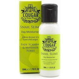 Crema hidratanta de zi cu extract de melc Cougar 50 ml
