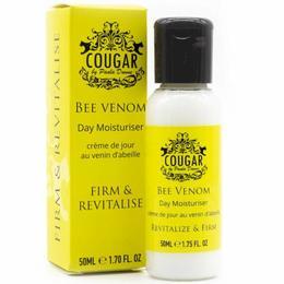 Crema Hidratanta cu Venin de Albine si Aloe Vera Cougar 50 ml