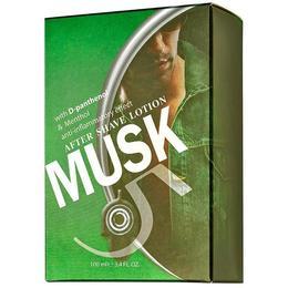 Lotiune dupa ras Musk - Florgarden, 100 ml