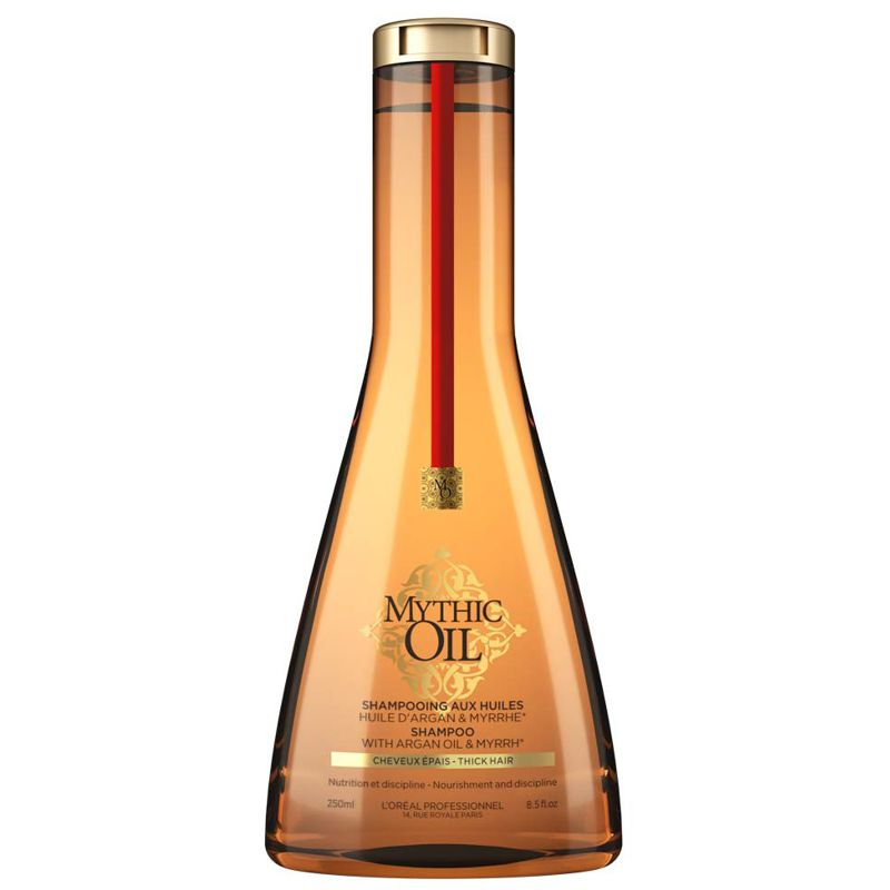 Sampon Nutritiv pentru Par Gros - L'Oreal Professionnel Mythic Oil Shampoo 250 ml imagine