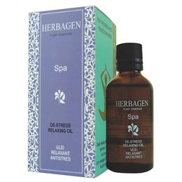 Ulei Relaxant Antistres Ayurveda Spa Herbagen, 50ml