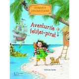 Aventurile fetitei-pirat - Stefanie Dahle, editura Universul Enciclopedic