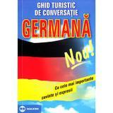 Ghid turistic de conversatie: germana, editura Maxim