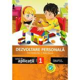Dezvoltare personala - Clasa 1 - Caiet de aplicatii - Anca Veronica Taut, Rodica Horvath, editura Sinapsis